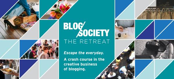 'Blog Society; The Retreat'  Image: Vivid Ideas 2014.