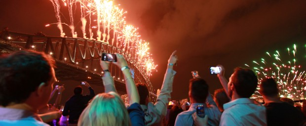 Sydney New Year's Eve 2014: 'Inspire' – Program Of Events