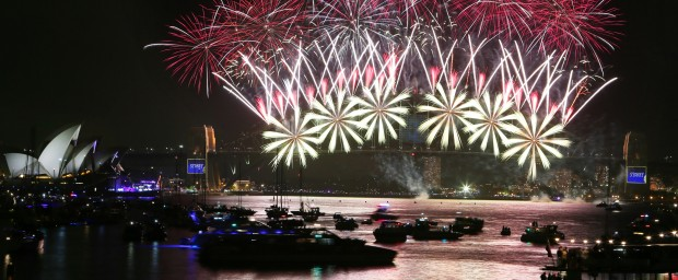 Many Ways To Celebrate This Sydney New Year's Eve