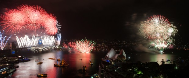 Sydney Skies To Light Up 3 Times In 1 Great Night