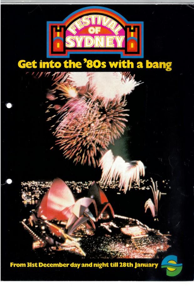 The Festival Of Sydney 1979-1980 Official Programme Image: Sydney Festival