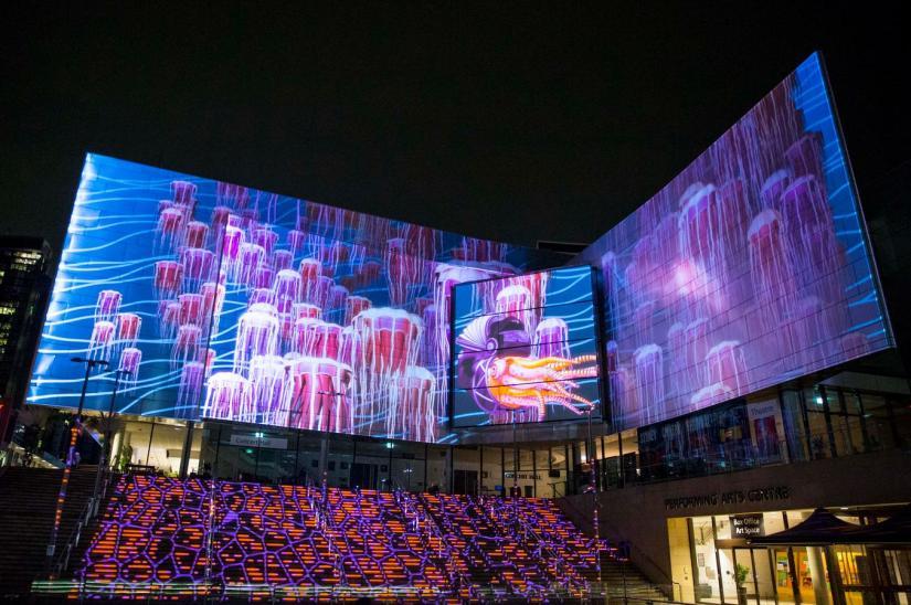 Vivid Sydney Shines AtChatswood
