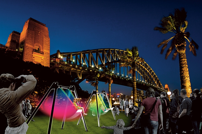 More Free Fun For Families As Vivid Sydney Prepares To Flick The Switch