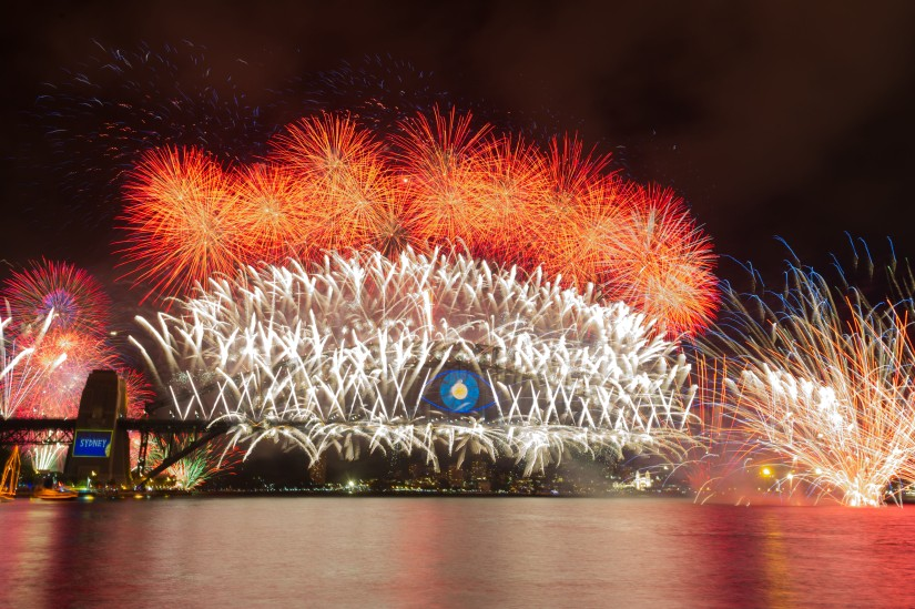 Sydney Counts Down To An Inspirational 2015