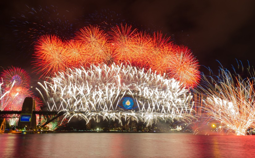 Win The Best Seats In The House For NYE Fireworks