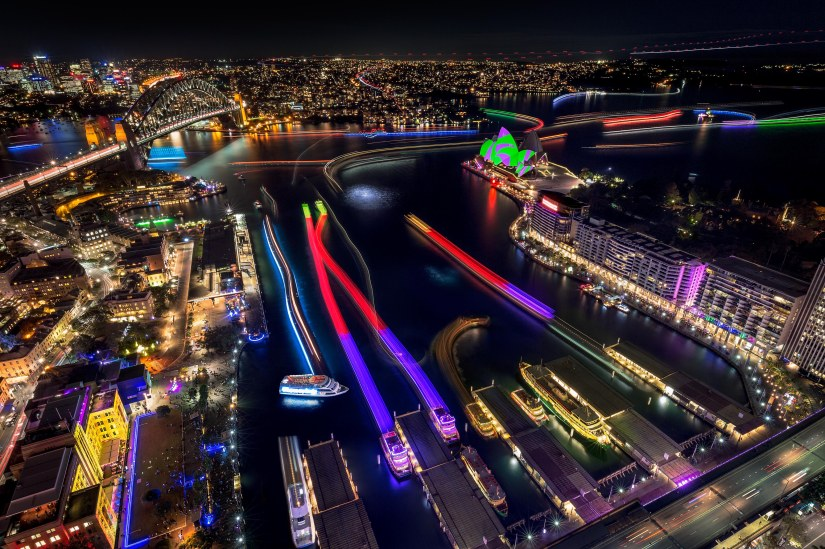 Destination NSW Wins IFEA Pinnacle Awards For Vivid Sydney
