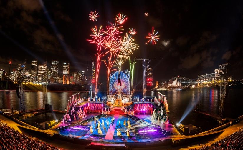 'Aida' Spectacular An Overwhelming Success For OperaAustralia