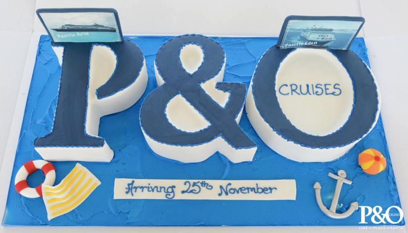 P&O Cruises Australia To Make History As Australian Stars Name Pacific Aria & Pacific Eden ByTwitter