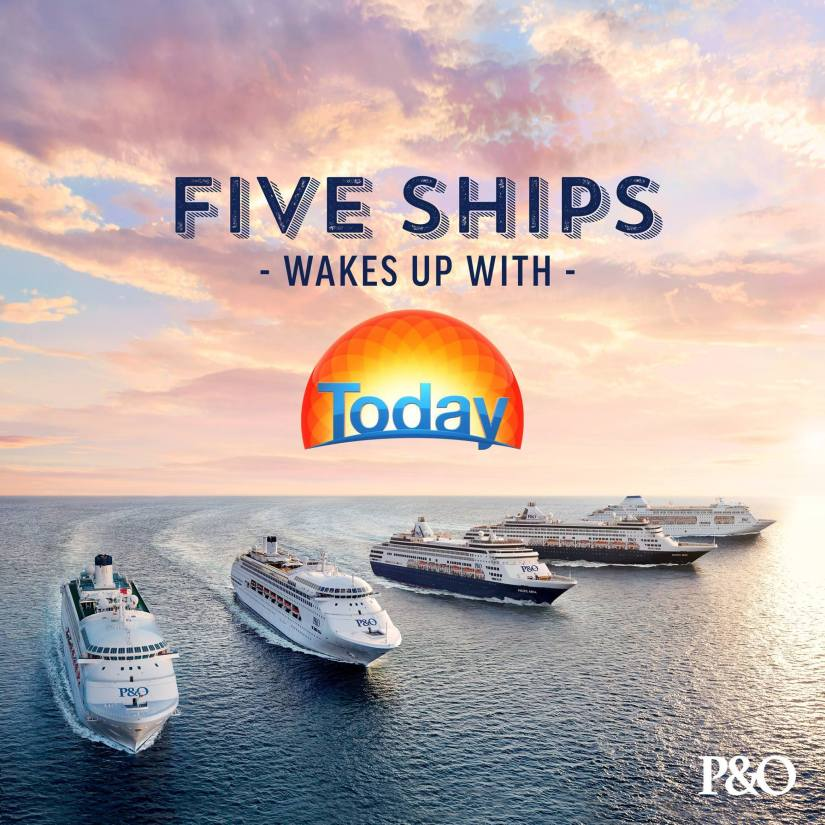 'Today' Takes To The Seas
