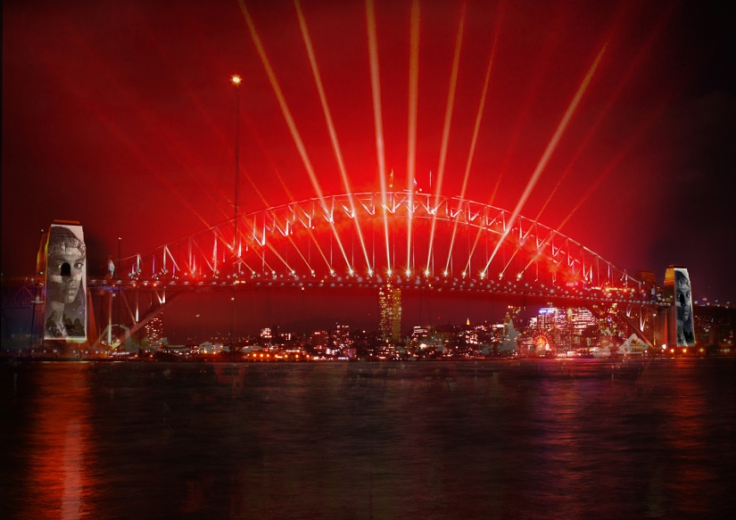 Special Welcome For Sydney New Year's Eve