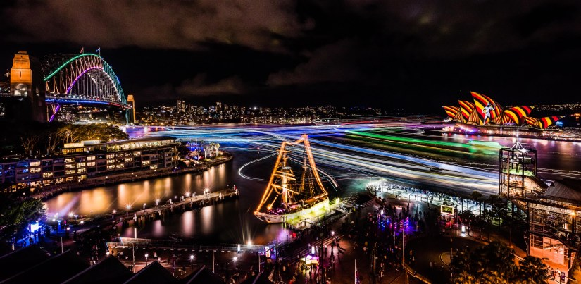 Destination New South Wales Wins 'Pinnacle Awards' For 'VividSydney'