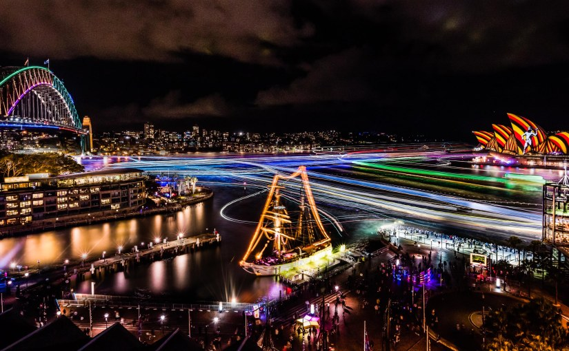 Vivid Sydney To Return In August 2021