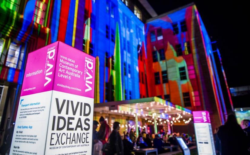 Share Your Creative Ideas For 'Vivid Sydney'2017