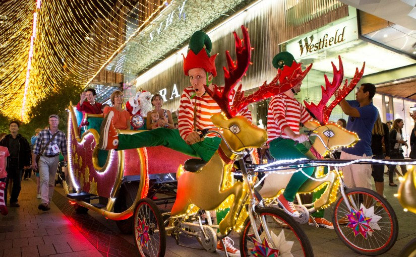 Countdown Is On For 'Sydney Christmas'