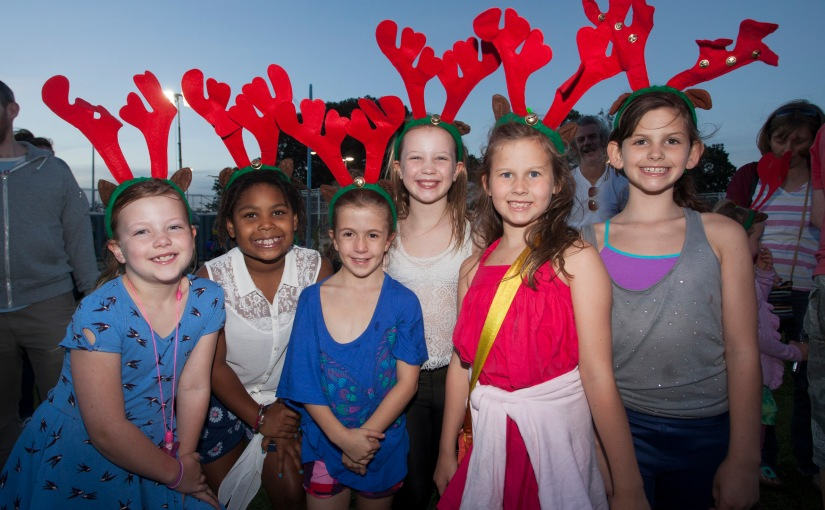 Sydney's Villages Sing Out With Festive Cheer