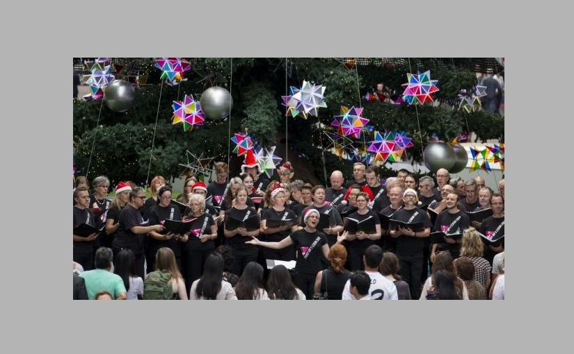 Sydney Soaks In The Sounds Of The Season