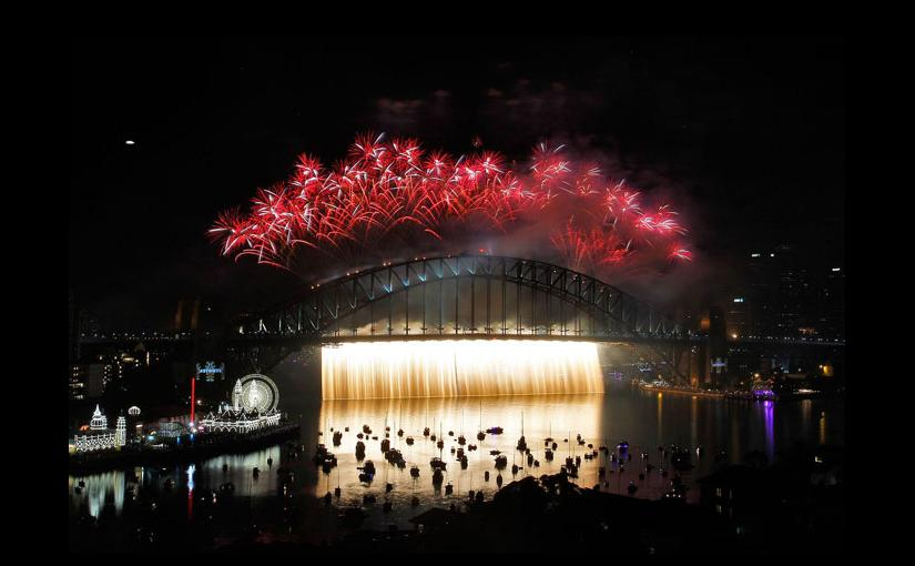 International Sign Language To Welcome Guests To Sydney New Year's Eve