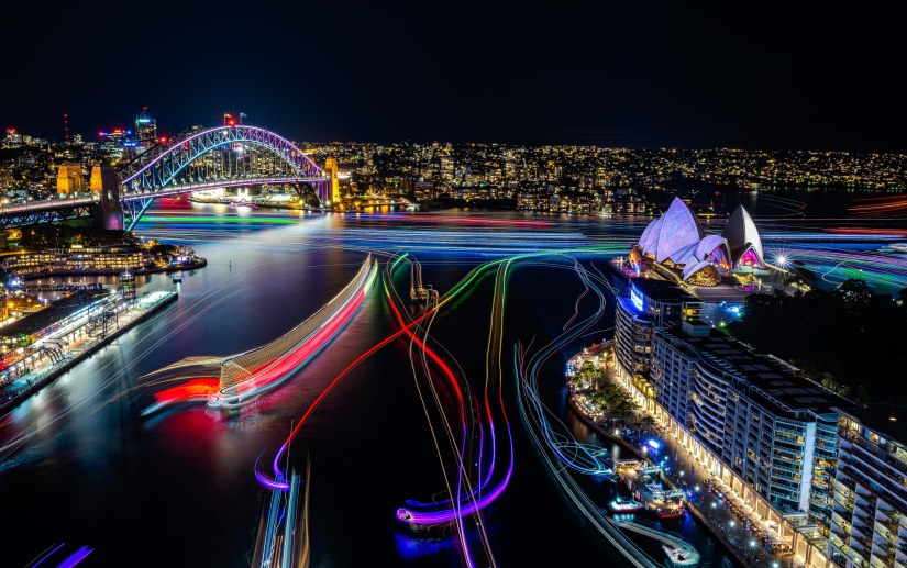 Opinion: Has Sydney Reached Peak 'Vivid'?