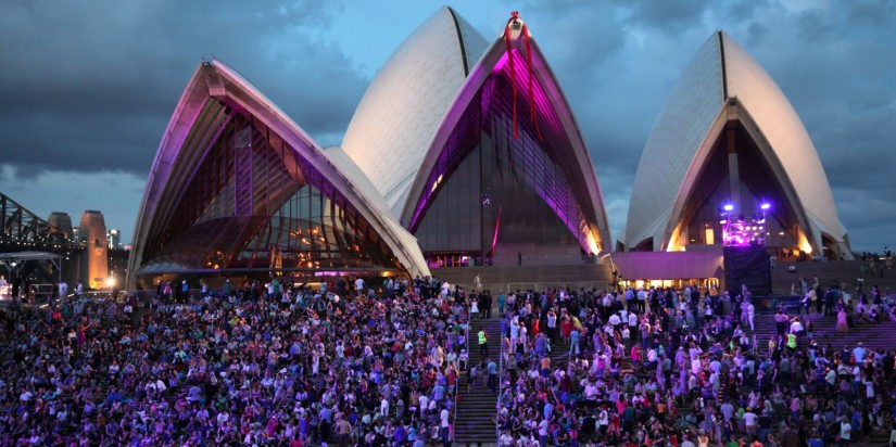 Australia Day In Sydney 2017 Program & Free Concert Announced