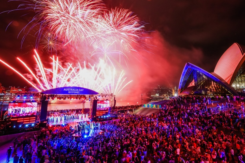 Darling Harbour's 'Australia Day Spectacular' Relocated To Circular Quay In Surprise Move