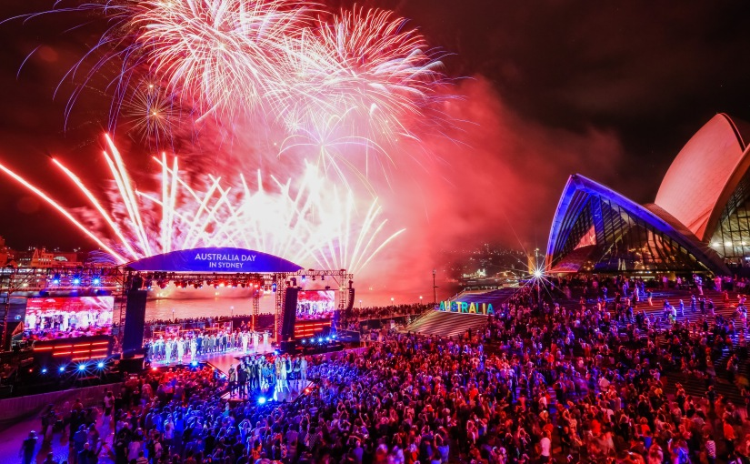 Is 'Australia Day In Sydney' On The Verge Of Becoming A 'Flagship' 'Sydney Spectacular'?