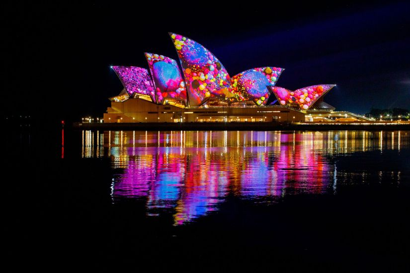 NSW To Boost Japanese Tourist Numbers: Global Launch For 'Vivid' 2018 Dates