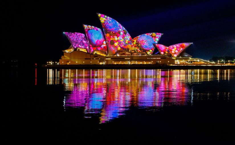 Calling Creative Innovators To Be Part Of 'Vivid Sydney' 2018