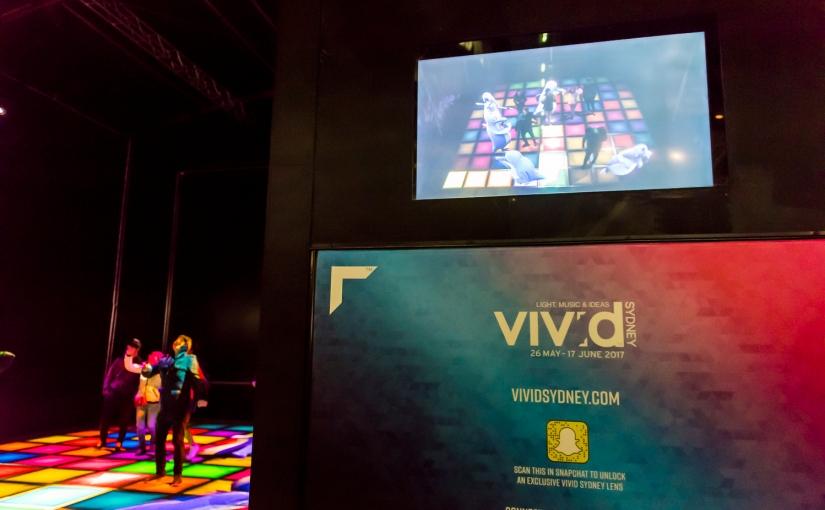 'Vivid Sydney' 2017's RecordOpening