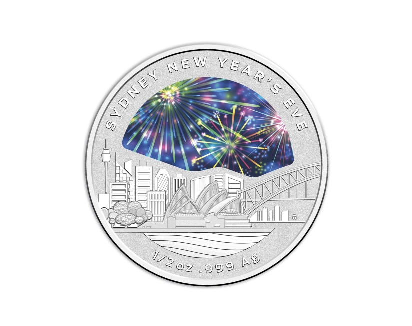 What Do The Sydney NYE2017 Theme & Coin Have In Common? They Are Full Of 'Wonder'!