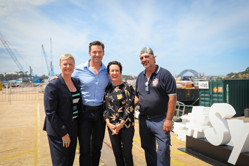 Hugh Jackman's Fireworks To Star On New Year's Eve