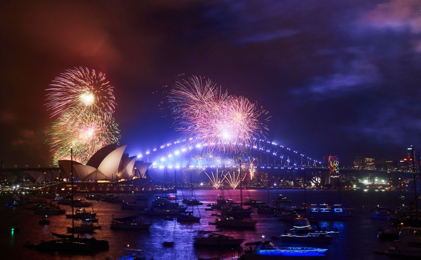 Family Fireworks Deliver New Delights On New Year's Eve