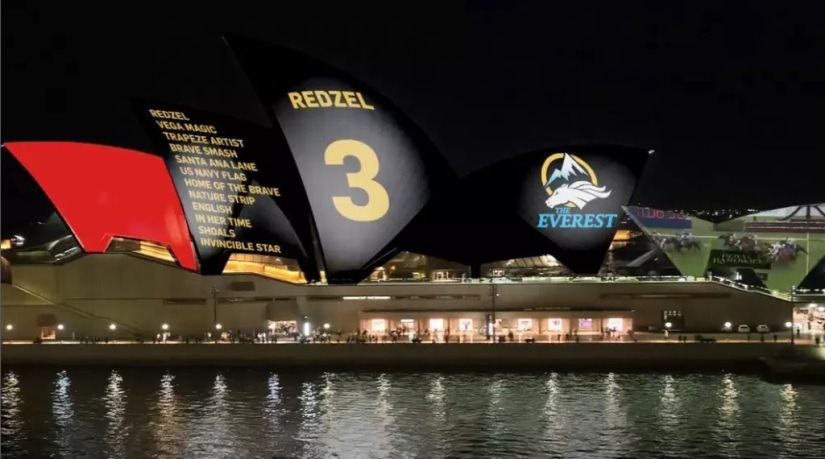 Controversial Decision To Use Sydney Opera House As A 'Billboard' Sparks Massive Debate Amid A Day Of Political & Media Battles