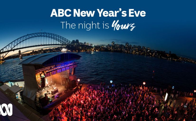 ABC New Year's Eve 2018…The Night is Yours