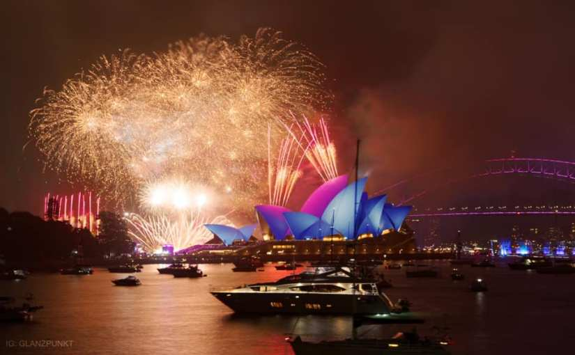A New 'Flagship Sydney Spectacular' Is Born…