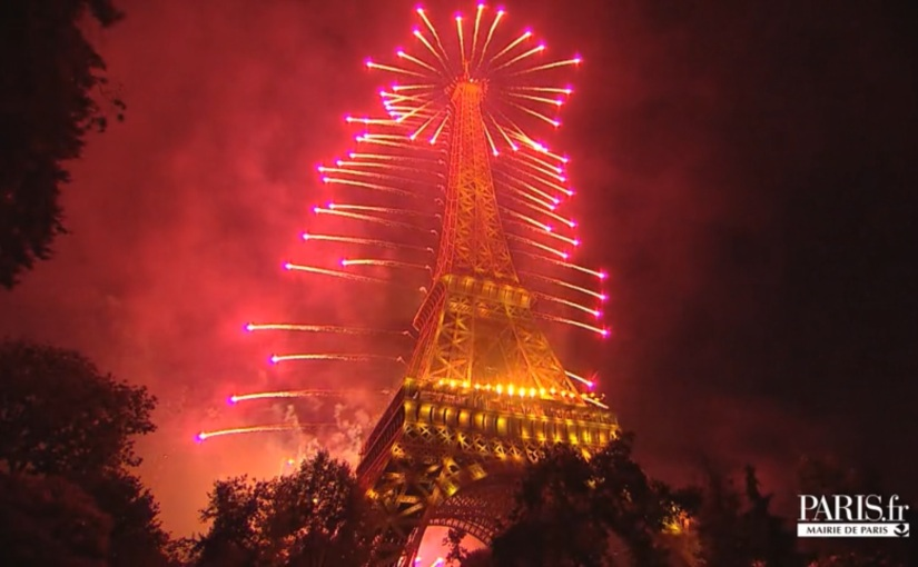 Opinion: Sydney Still NYE Capital Of The World But Has Paris Now Overtaken Them For Best Annual FireworksDisplay?