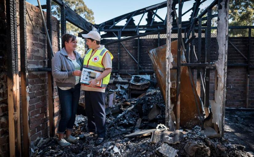 ABC & Red Cross Bushfire Appeal Raises $13.3 Million