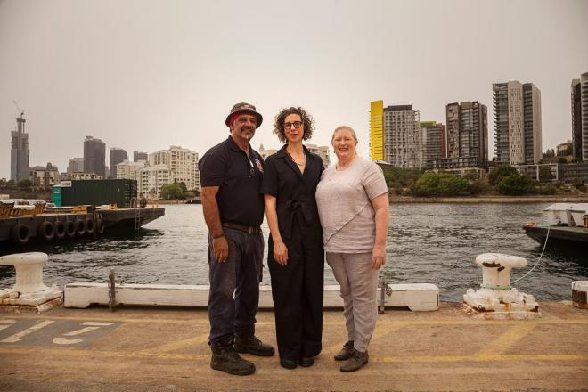 Shows Key People Of Sydney NYE2019