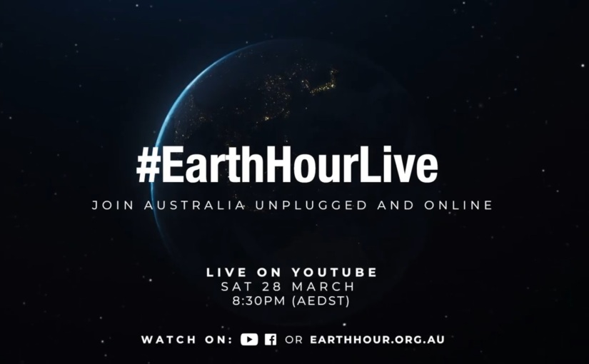 Aussie Artists Join Livestream For The Planet Tonight As Earth Hour Goes Digital