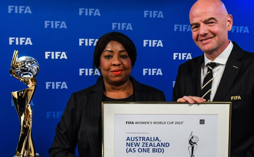 Australia and New Zealand selected as hosts of FIFA Women's World Cup 2023™